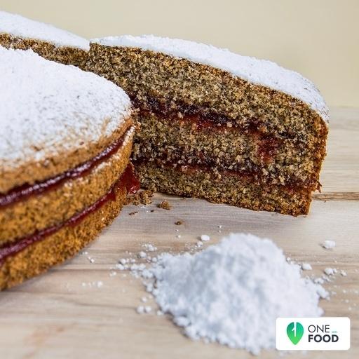 Torta Grano Saraceno Intera